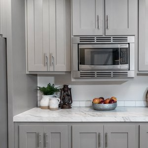 Miracle Grey Duracraft Cabinets